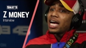 "Z Money Talks ""shawty Paid,"" Gucci Mane & More On Sway In The Morning"
